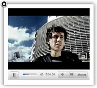 Css Code For Video Overlay Programa Similar A Video Lightbox